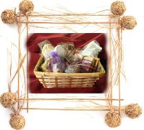 Gift basket, birthday gift, soap gift basket, bath and body, shower basket, aromatherapy basket